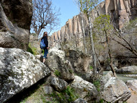 Cappadocia, Day 7: Ihlara Valley, Derinkuyu Underground City, Pigeon Valley & Uchisar