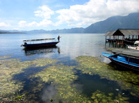 And one more of Lake Batur