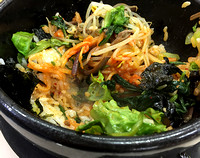 Finished product...bibimbap