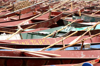 Boats waiting for passengers