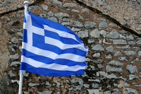 We were there on Greek Independence Day