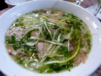 Pho (at Newday, I think)