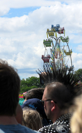 Mohawks and ferris wheels