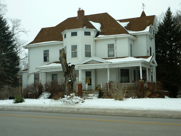 This home, on Main Street, was built in 1900 by my great grandfather, George Bridge
