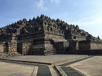 So what follows are a LOT of photos from Borobudur, in no particular order